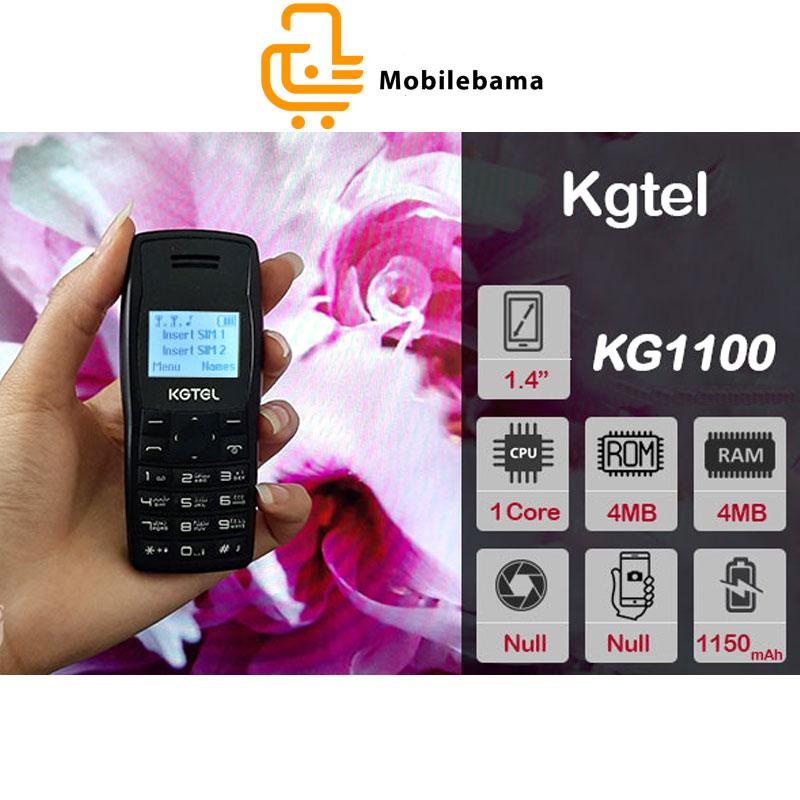گوشی موبایل دکمه ای کاجیتل kgtel KG1100 اورجینال 0